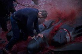 """Ben Rasmussen, """"The Kill,"""" Faroe Islands(an image from his discussion)"""