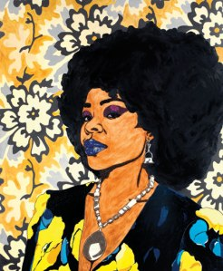 Mickalene Thomas at Brooklyn Museum