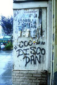 Cool Disco Dan at Corcoran