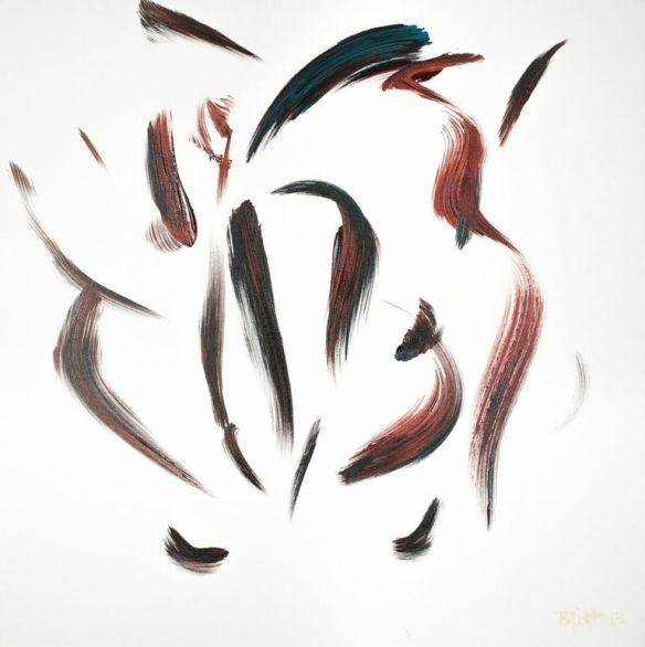 Stravinsky, 2013.004, acrylic on canvas, 36x36