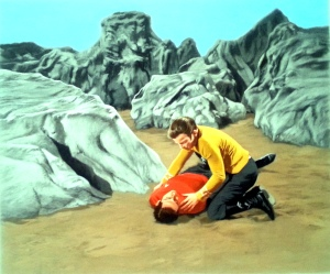 Star Trek Series by Luke Butler