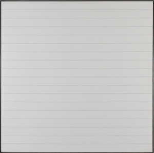 Untitled 2, 1991 by Agnes Martin