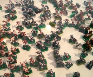 Electric Football at ADA