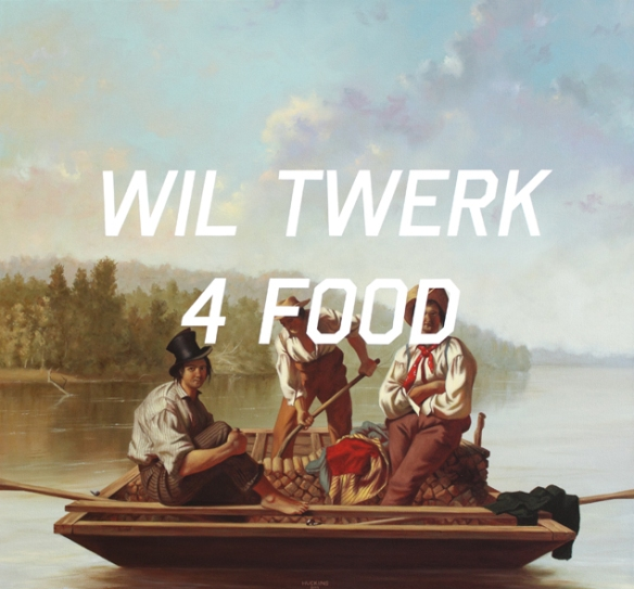 Boatmen on the Missouri: Will Twerk for Food by