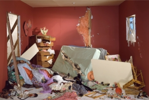Jeff Wall, The Destroyed Room at Hirshhorn