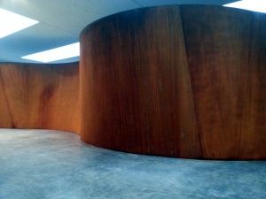 Richard Serra at Gagosian Chelsea