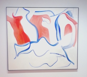 Willem de Kooning at Gagosian