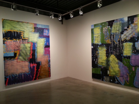 Keltie Harris at SMMOA